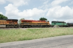 KCS 4794 & BNSF 1671