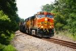 BNSF 4007 & UP 4191