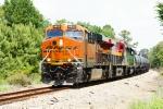 BNSF 6823, KCS 4794 & BNSF 1671