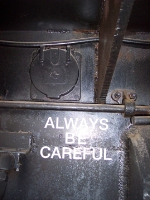 Always Be Careful