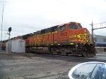 BNSF C44-9W 4023