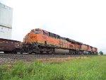 BNSF ES44DC 7850