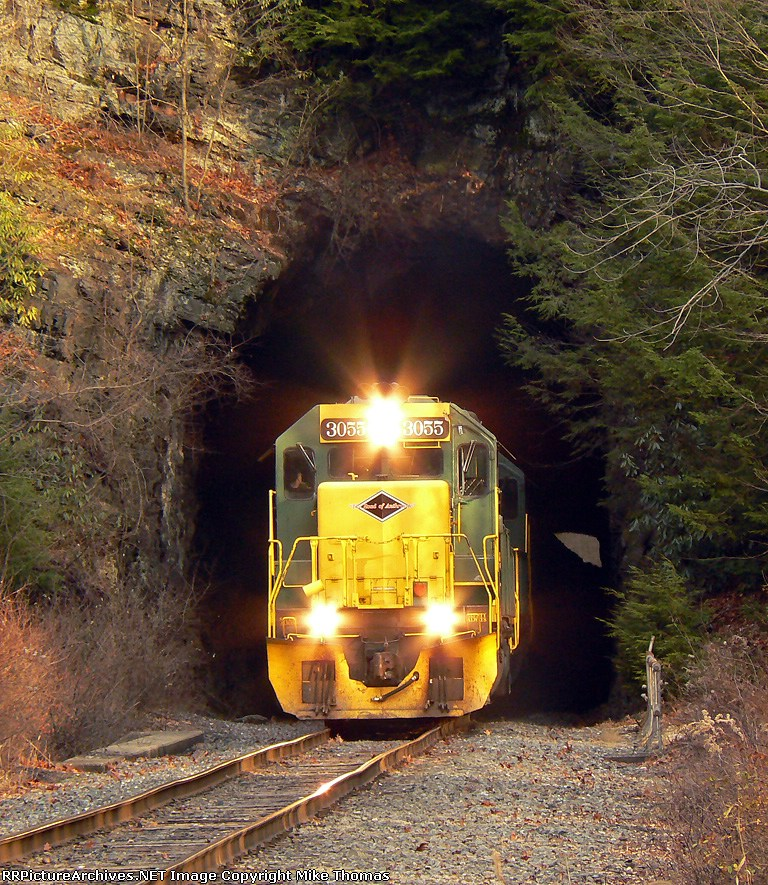 Tamaqua Tunnel