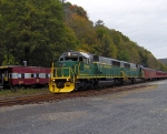 Autumn Leaf Train Excursion