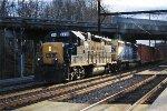 CSX GP38-2 #2650 on Q706-04