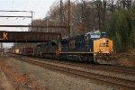 CSX ES44AC #938 on Q409-18