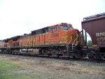 BNSF C44-9W 5088
