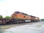 BNSF C44-9W 4576