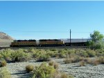 Union Pacific UP 1528 and UP 1450 with TYOX 3311