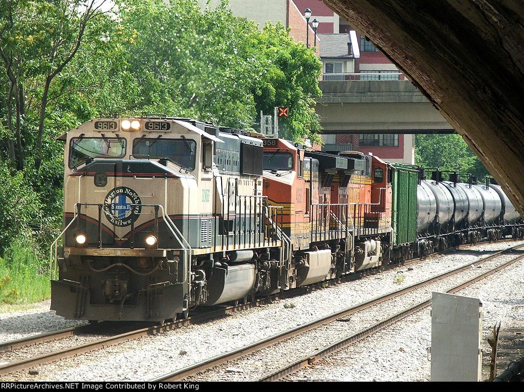 BNSF 9613 K041-23