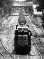 CSX 2261 Rail Train