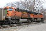 BNSF 6206 & 9209