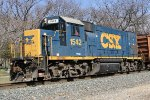 CSX 1542