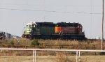 BNSF 1686 - BNSF 1560