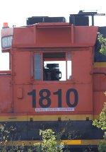 BNSF 1810