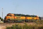 BNSF 3105 - BNSF 2314
