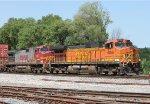BNSF 4056 - BNSF 710