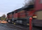 Two GEs From BNSF On CSX