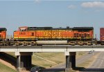 BNSF 4545