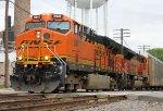 BNSF 5941 - BNSF 9307