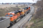 BNSF 6035, BNSF 8955