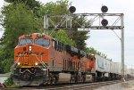 BNSF 6891 - BNSF 7556