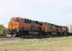 BNSF 7171 - BNSF 4404 - BNSF 4410
