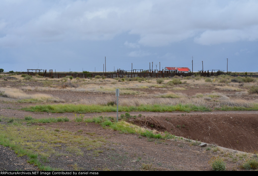 Stockyard (Southern Pacific)
