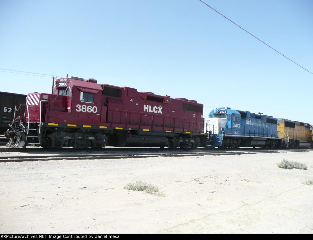 HLCX 3860