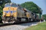 Intermodal continues east