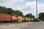 k 041 nb empty oil train 10:55 am ( pic 7 )