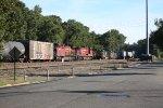 nb empty ethanol train 8:30 am