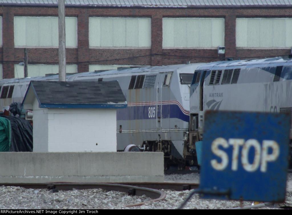 Amtrak 805