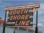 CSS&SB Gary Depot Sign