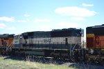 BNSF 9641