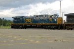 """SCL"" 256 at Waycross, GA"