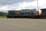 """""""SCL"""" 256 at Waycross, GA"""