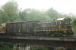 OC&T Alco S2 #75 in the rain