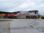 BNSF 8217 EX ATSF