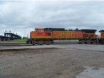 BNSF 684 EX ATSF