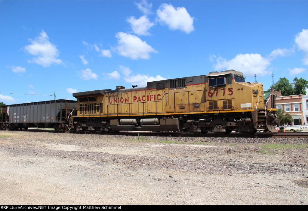 UP 6775 - DPU