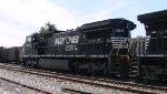 NS 8352 rear