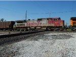 BNSF 673 EX ATSF