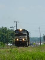 NS 9743(C40-9W)