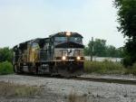 NS 9368 (C40-9W) UP 3899 (SD70M) NS 7680 (ES40DC)