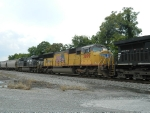 UP 3899(SD70M)