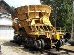 Old slag pot car 217