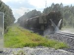 LORAM LMIX 403 rail grinder