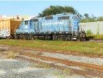 AZER locomotive 2170 pulling duty for FCRD in Fernandina Beach, FL