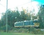 CSX GMS1 on the old S line jax FL